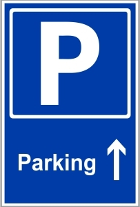 CAR004 - Parking straight