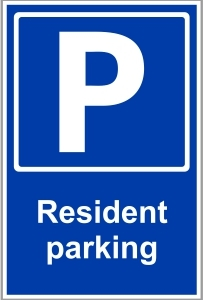 CAR010 - Resident parking