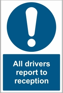 CAR042 - All drivers report to reception