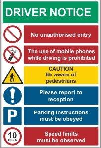 WAR003-Driver-notice
