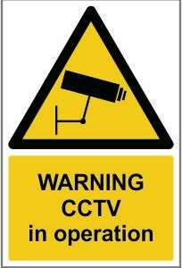 WAR012-Warning-CCTV-in-operation