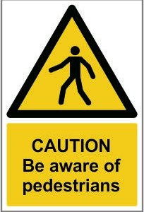WAR013-Caution-Be aware-of-pedestrians