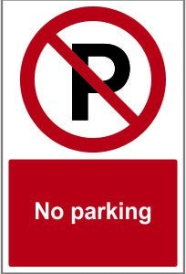 WAR021-No-parking