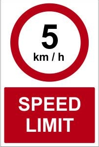 WAR024-Speed-limit-5kmh
