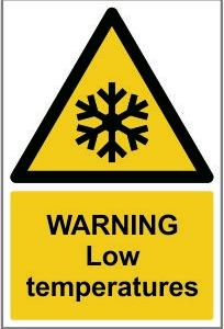 WAR010-Warning-Low-temperatures