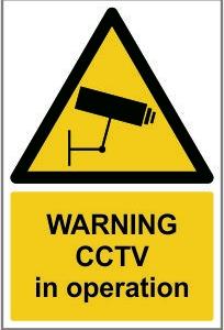 WAR012-Warning-CCTV-in-operation