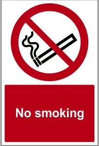 WAR016-No-smoking