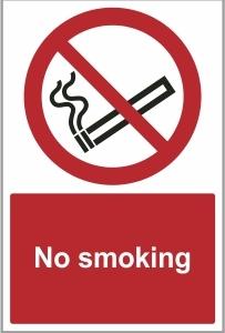 WAT021 - No smoking