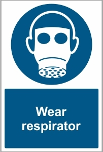 WAT030 - Wear respirator