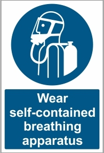 WAT031 - Wear self-contained breathing apparatus