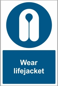 WAT032 - Wear lifejacket