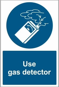 WAT033 - Use gas detector