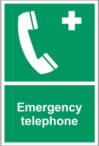 WAT036 - Emergency telephone