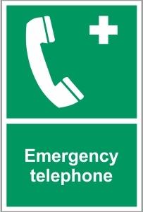 WAT036 - Emergency telephone