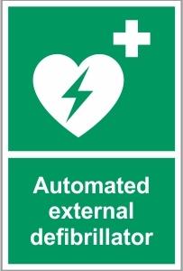 WAT039 - Automated external defibrillator