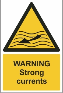 MAR004 - Warning, Strong currents
