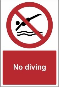 MAR008 - No diving