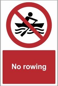 MAR010 - No rowing