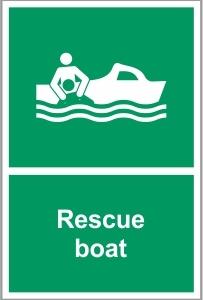 MAR024 - Rescue boat
