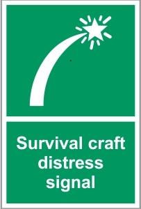 MAR030 - Survival craft distress signal