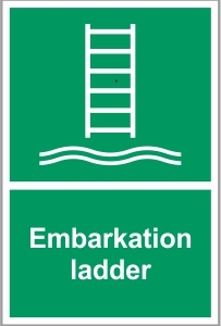 MAR033 - Embarkation ladder