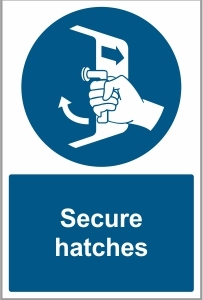 MAR042 - Secure hatches