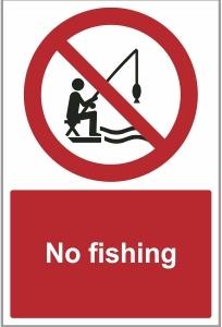 MAR009 - No fishing