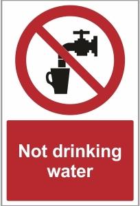 MAR014 - Not drinking water