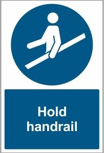 MAR015 - Hold handrail
