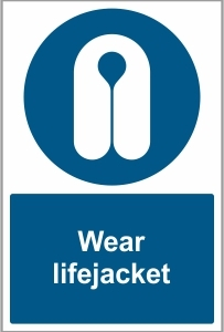 MAR016 - Wear lifejacket