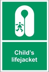 MAR021 - Child's lifejacket