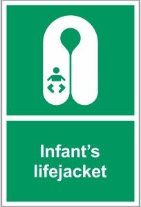 MAR022 - Infant's lifejacket