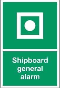 MAR027 - Shipboard general alarm