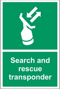 MAR029 - Search and rescue transponder