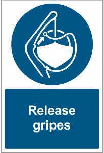 MAR041 - Release gripes