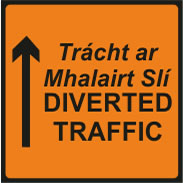 Construction Road Signs