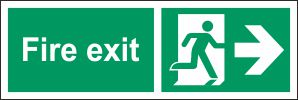 Fire Exit - E