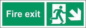 Fire Exit - SE