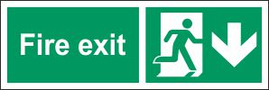 Fire Exit - S