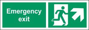 Emergency Exit - NE