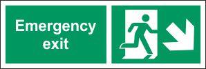 Emergency Exit - SE