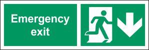 Emergency Exit - S
