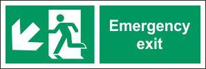 Emergency Exit - SW