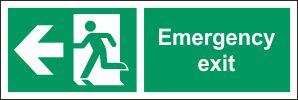 Emergency Exit - W
