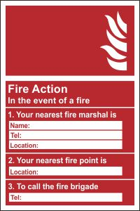 Fire Safety Information