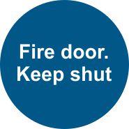 Fire Door. Keep Shut