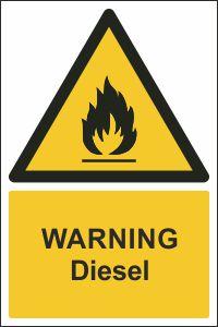 Warning - Diesel