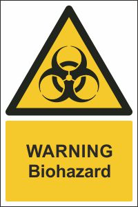 Warning - Biohazard