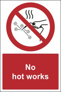 No Hot Works
