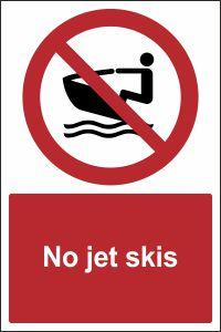 No Jet Skis